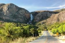 Cachoeira Véu de Noiva/ foto Michael Strugale