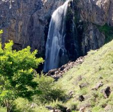 Cascada La Fragua