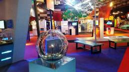 Espacio Ciencia en el LATU