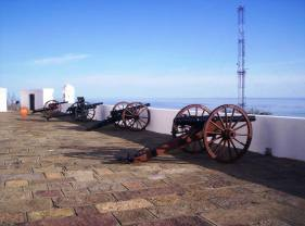 Fortaleza del Cerro o General Artigas
