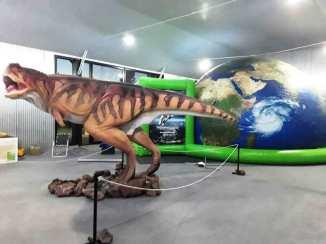 Museo Municipal de Paleontología Argentino Urquiza