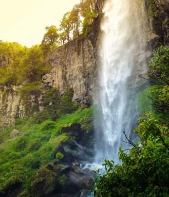 Cascada El Saltillo