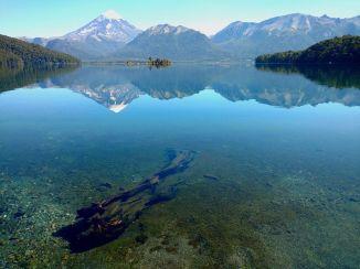 Lago Huechulafquen/ foto Thibaut Rogier