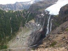 Glaciar Castaño Overo/ foto Christian Throm