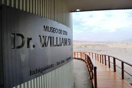 Parque Provincial de Ischigualasto/ Museo de Sitio William Sill