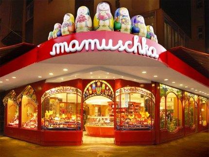 Chocolatería Mamuschka