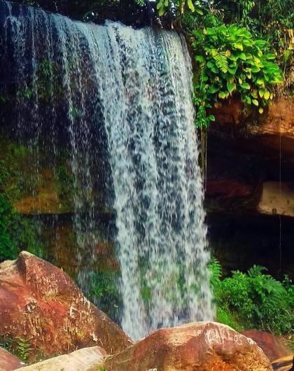 Cachoeira do Jatuarana