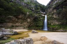 Cascada La Pajcha