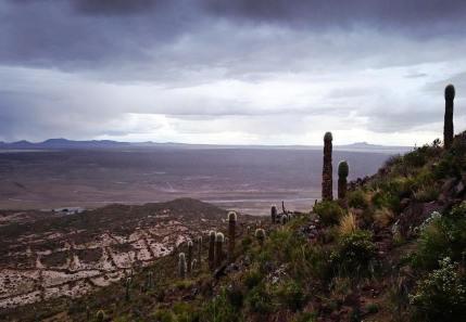 Cerro Pedro Santos Villca
