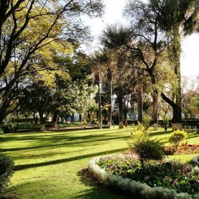 Jardín Botánico Martín Cárdenas/ foto Chris Weissenberger