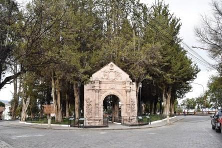 Parque Mirador El Montículo