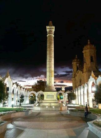 Obelisco Potosí/ foto Rafa Arias