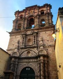 Torre de la Compañía de Jesús/ foto Emmanuelle Jarry