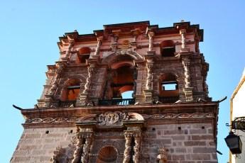 Torre de la Compañía de Jesús/ foto Mariano Mantel