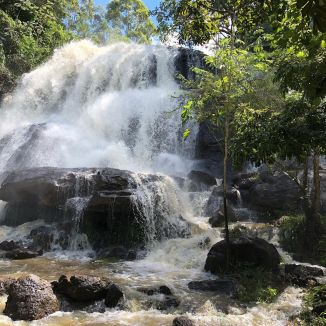 Cachoeira de Ituí/ foto Claudio De Lelis