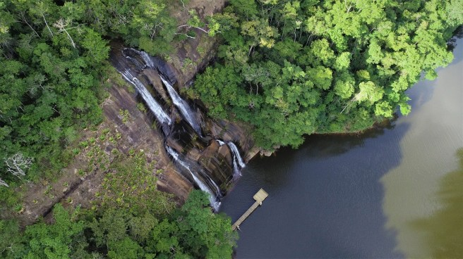 Cachoeira do Sereno