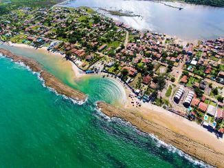Praia Serrambi/ foto Cleferson Comarela