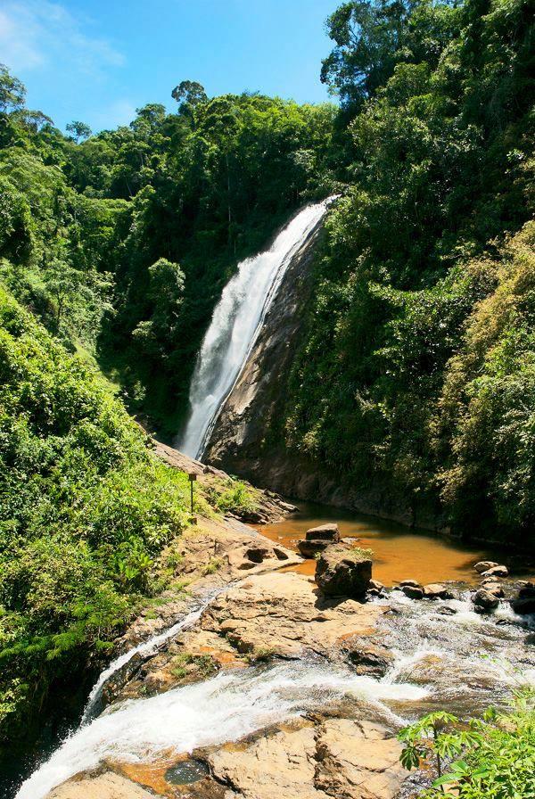 Cachoeira Véu de Noiva/ foto Allan Coronel
