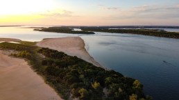Isla Pombero