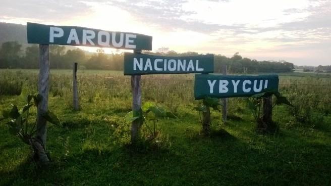 Parque Nacional Ybycuí