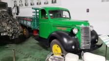 Museu do Automóvel/ foto Dante Rosado