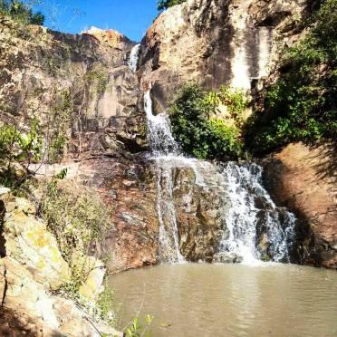 Cachoeira do Poço dos Cágados