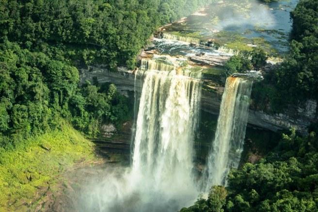 Kumarau Falls/ foto Mark Strohm Jr