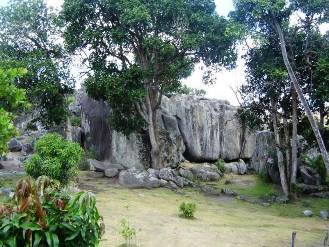 Pedra do Caboclo
