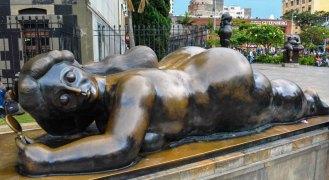 Parque de las Esculturas de la Plaza Botero