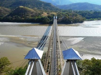 Puente Colgante de Occidente