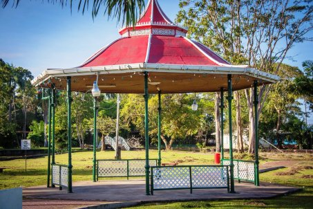 Guyana Zoo and Botanical Gardens/ foto Randy Layers