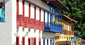 arquitectura colonial/ foto Gilberto Lopez Angel