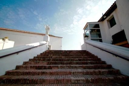 Convento de La Popa/ foto Drea Cadavid