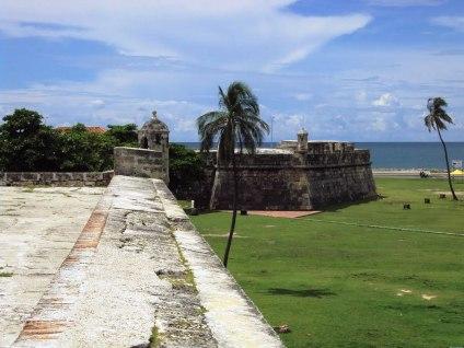 Las Murallas de Cartagena