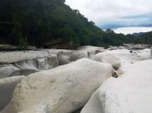 Balneario La Mina del río Badillo