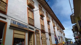 Centro Histórico/ foto Luis Fernando Arias Orozco