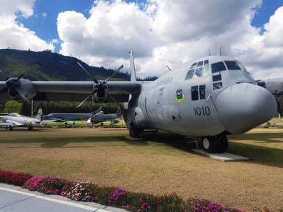 Museo Aeroespacial/ foto Juan Rua