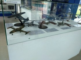 Museo Aeroespacial/ foto Sara Isabel Jaramillo Carvajal