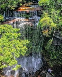 Cascada del Arcoiris/ foto @jaimeporelmundo