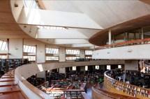 Biblioteca Virgilio Barco/ foto Simon Bosch