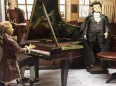 Museo de la Música en Miniatura/ foto Edgar Cerminatti