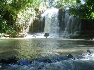 Cachoeira do Córrego da Caçada