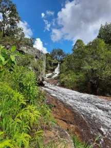 Cascada Las Lajas/ foto Jefferson Leiva