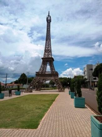 Réplica da Torre Eiffel