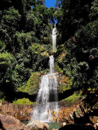 Cascada del Rio Cubugón