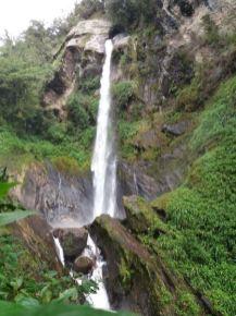 Cascada de la Plata