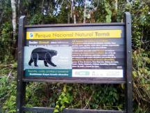 Parque Nacional Natural Tamá/ foto Eber Alfredo Lopez Acevedo