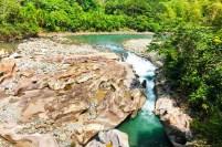 Cascadas y Piscinas Naturales del Güejar