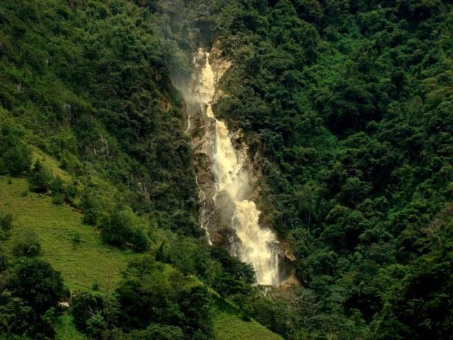 Cascada La Caramba