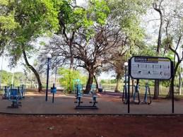Parque Lagoa Comprida/ foto Jussara Lima Colares